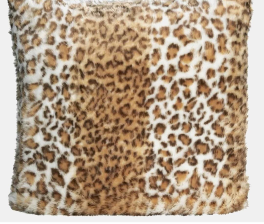 Faux-fur Cushion